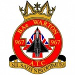 967 Squadron Crest