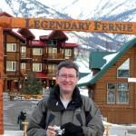 Ken at Fernie Alpine Resort, British Columbia, Canada