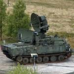 SA-6 Missile Guidance System based at RAF Spadeadam ECM Range