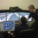 Regional Activity Centre Flight Simulator
